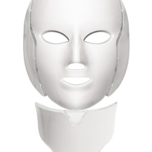 Masca faciala LED LIGHT THERAPY FACE MASK (7 culori) cu gît